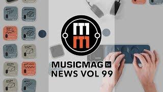 MUSICMAG TV NEWS #99: Cинтезатор Tone Lab, Studio One 4, губная MIDI-гармошка и др.