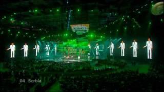 Eurovision 2009 Semi Final 2 04 Serbia *marko Kon & Milaan* *cipela* 16:9 Hq
