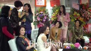 20101213 - 至八畫展開幕(朱慧珊分享)