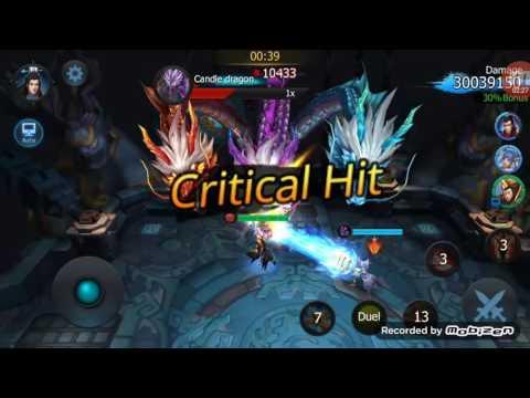 Line Battle Heroes 2 : Boss Candle By Darksteel