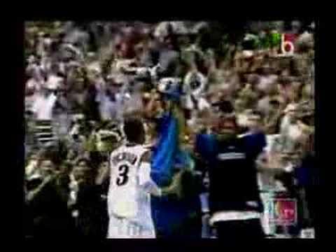 Great Playoff Duels: Allen Iverson vs Vince Carter Part 1