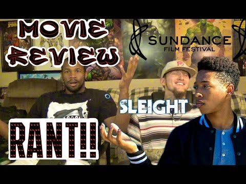 Sleight Movie Review & RANT