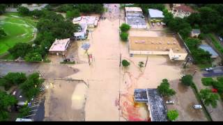 Flooding in Austin Texas 5/25/2015