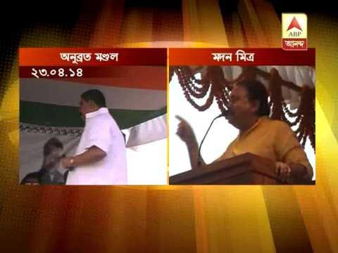 Madan speaks similar voice with Anubrata