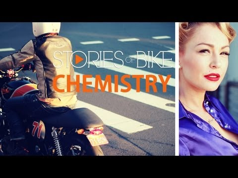 Stories of Bike EP6: Chemistry (A '09 Triumph Bonneville Story)
