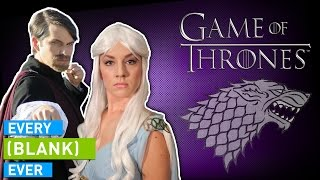 Download EVERY GAME OF THRONES EVER Mp3 and Videos