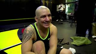 Brazilian sets world record for most burpees in hour