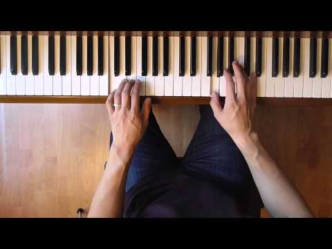 Break Thou the Bread of Life (Bigtime Hymns) [Intermediate-Advanced Piano Tutorial]