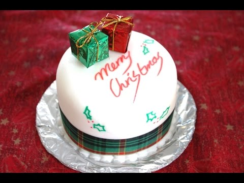 Merry Christmas Special Cake In Hindi Subtitle Easy Recipes