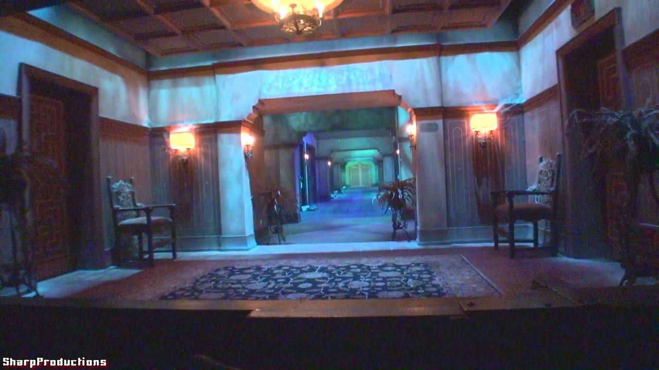 Disney Twilight Zone Tower of Terror Ride Inside