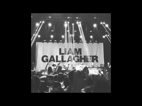 Liam Gallagher - Party In The Park, Dubai, November 10, 2017 (Clips)