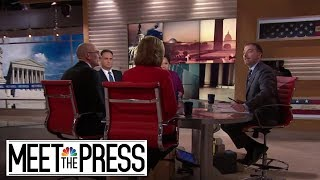 Full Panel: Is Beto 'Flavor Of The Month' Or Is There More Substance? | Meet The Press | NBC News