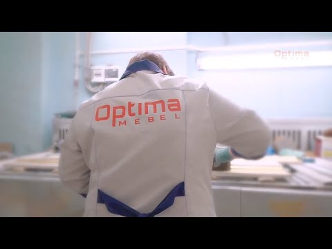 "Презентация фабрики кухонь ""Оптима"""
