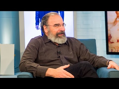 "Mandy Patinkin sings heartfelt rendition of ""Children and Art"""