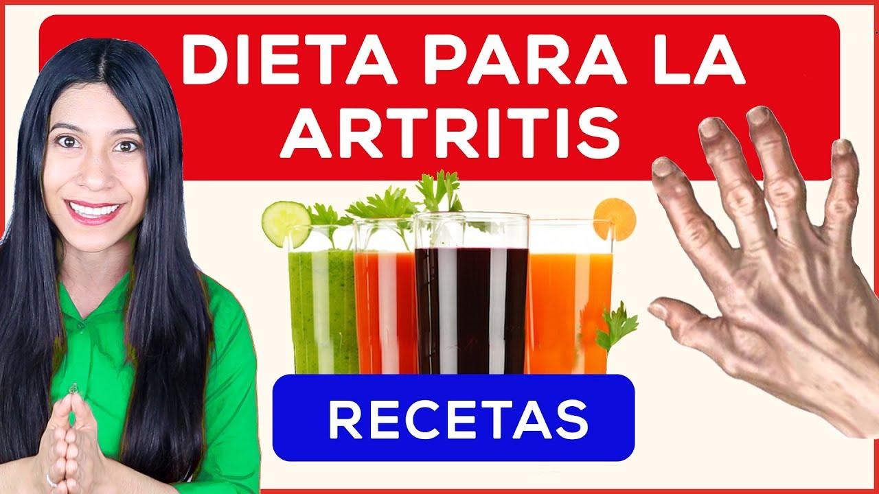 6 alimentos para combatir la artritis