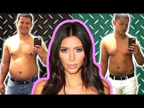 Guys Try Kim Kardashian's Favorite Boot Camp Workout