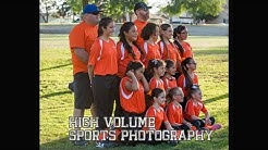 Introduction to High Volume Sports Photography