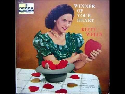 Kitty Wells - Mansion On The Hill