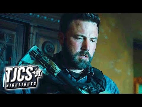 Triple Frontier Trailer Review