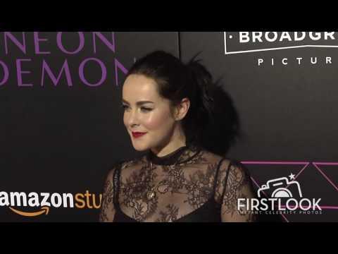 Jena Malone at The Neon Demon LA premiere