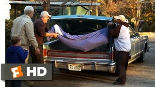 Jackass Presents: Bad Grandpa (4/10) Movie CLIP - Moving the Body (2013) HD