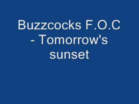 Buzzcocks F.O.C - Tomorrow