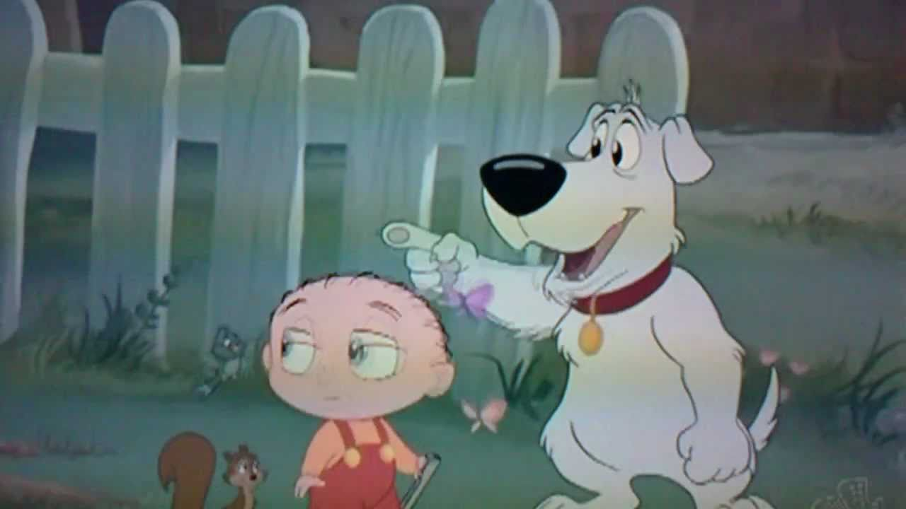 Family Guy Disney