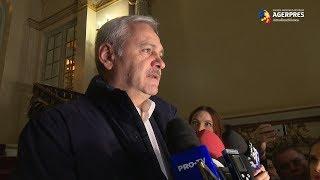 Dragnea anunţă un congres extraordinar al PSD în luna martie