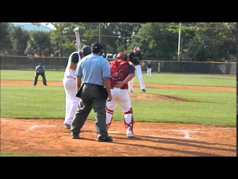 Thomas Haggerty Pitching - Westminster Academy vs Miami Brito 3/21/2015 - 7th inning