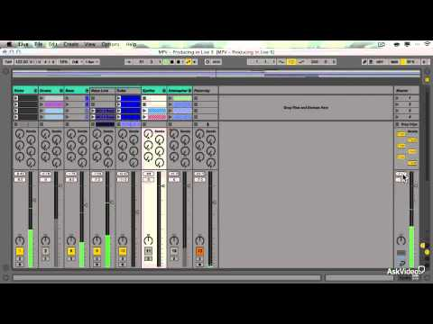Live 9 404: Producing Techno and House - 31. Basic Headroom and Levels