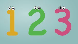 GUGUDADA - Números de 1 a 10 (animação infantil)