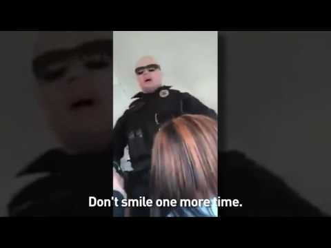 A Threatening Smile North Braddock Police