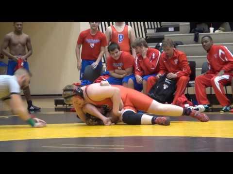 2016 17 PHS Wrestling Highlight