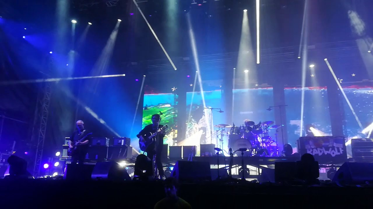 The Cure, Just like heaven, In Music Festival Zagreb
