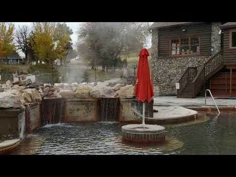 Crystal Hot Springs, Honeyville Utah (One Of The Highest Mineral Content In The World!)