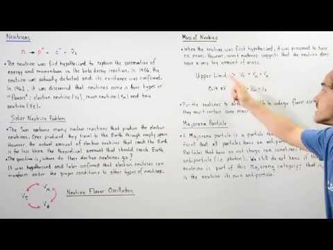 Neutrino and Neutrino Flavor Oscillation