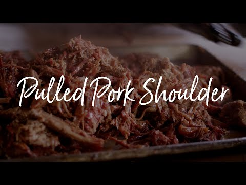 BBQ Pulled Pork Shoulder | How to Make Perfectly Juicy Pulled Pork Every Time