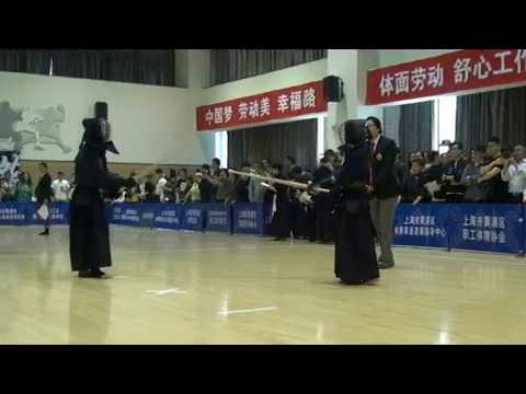 Shanghai Youth Kendo Competition  - Senior high school