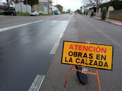 Verín inicia obras de rehumanización en la avenida de Portugal
