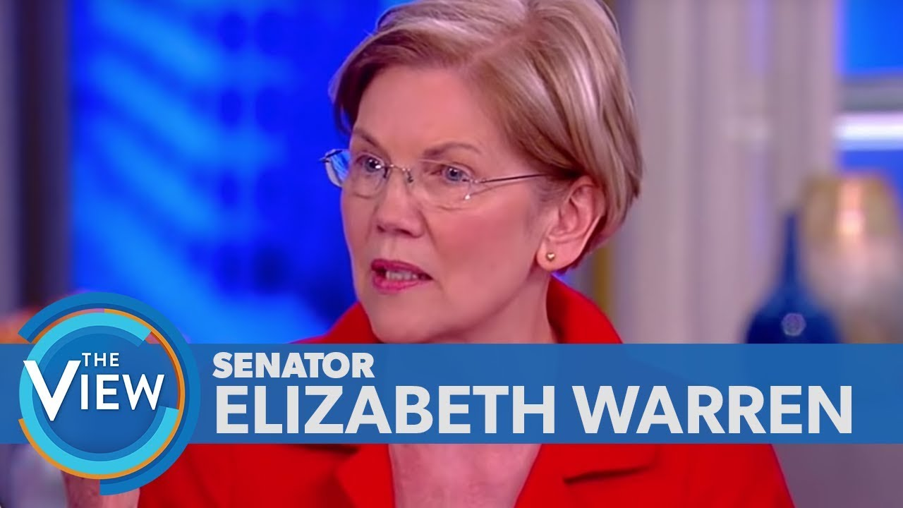 Sen. Elizabeth Warren On Her New Book 'This Fight Is Our Fight' | The View