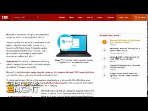 10 Tech News 2Night 350  Hacking Education Technology