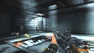Il Dr House in Wolfenstein the New Order Easter egg