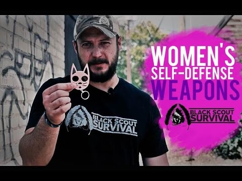 Women's Self Defense Weapons