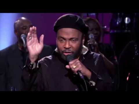 "Andrae Crouch -  Live in LA  - 2011 -  ""Right Now"""