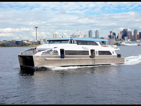 Fast Ferry Water Taxi