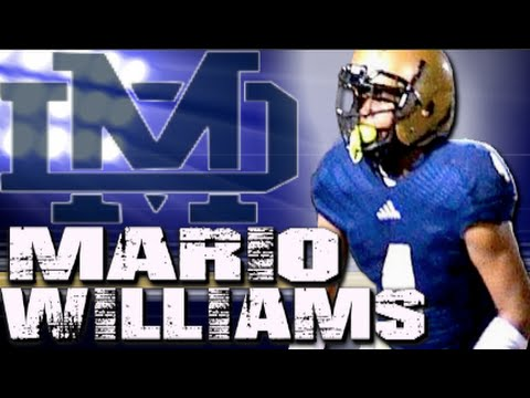 Mario Williams '16 : Mater Dei High (Chula Vista, CA) Senior Year Highlights