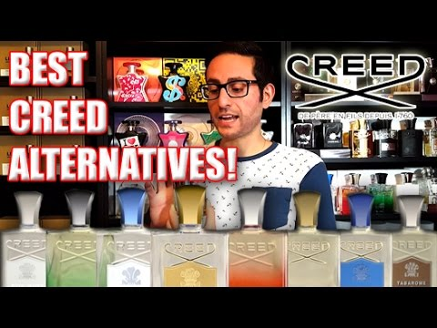 Top 10 Best Creed Fragrance Alternatives!