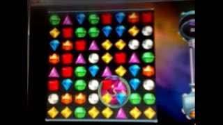 How to match 8 gems in a row in Bejeweled Twist