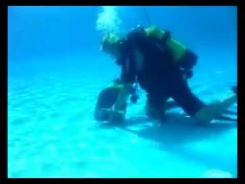 Carla PADI Bubblemaker With Dive In Limassol