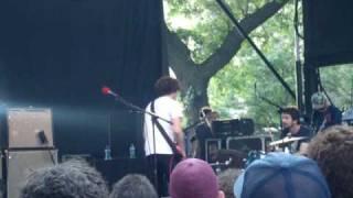 Japandroids- Crazy/Forever: 7-19-09 Pitchfork Music Festival